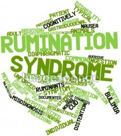 Rumination Syndrome Treatment