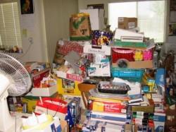 compulsive hoarding problem