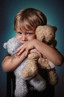 Childhood panic disorder treatment