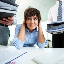 Work Stress Overload